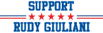 Support RUDY GIULIANI