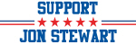 Support JON STEWART