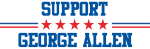 Support GEORGE ALLEN