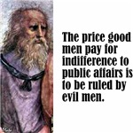 Price Good Men Pay, The