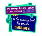 I'm Doing Nothing