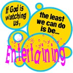 If God Is Watching