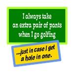 Extra Golf Pants