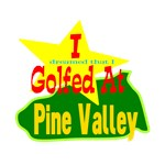 Golfed At Pine Valley