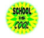 School is Cool/t-shirt