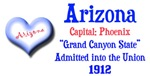 Arizona: Grand Canyon State