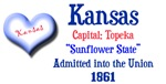 Kansas: The Sunflower State