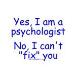 No I Can't Fix You