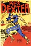 Rex Dexter of Mars No 1