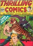 Thrilling Comics No 1