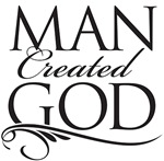 Man Created God (Alternate)