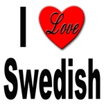 I Love Swedish