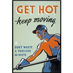 Get Hot Keep Moving