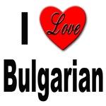 I Love Bulgarian