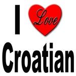 I Love Croatian