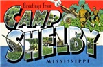 Camp Shelby Mississippi