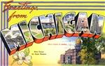 Michigan Greetings