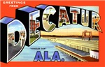 Decatur Alabama Greetings