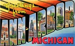 Ann Arbor Michigan Greetings