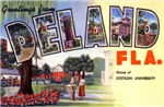 Deland Florida Greetings