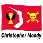 Pirate Flag - Christopher Moody