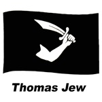 Pirate Flag - Thomas Jew
