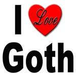 I Love Goth