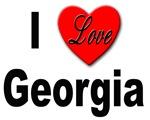 I Love Georgia