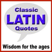 Classic Latin Quotes