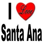 I Love Santa Ana