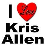 I Love Kris Allen