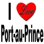 I Love Port-au-Prince Haiti