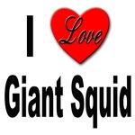 I Love Giant Squid
