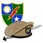 Army Ranger Beret Dagger