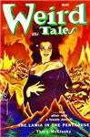 Weird Demon Woman Cover Art
