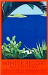 Yugoslavia Travel Poster 1