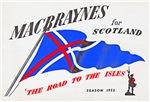 Scotland Travel Poster 2