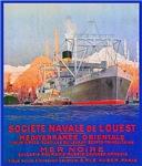 Mediterranean Travel Poster 2