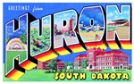 Huron South Dakota Greetings