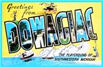 Dowagiac Michigan Greetings