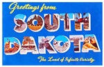 South Dakota State Greetings