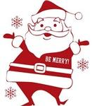 Be Merry Santa