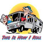 This Is How I Roll RV