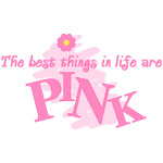 Best Things Are Pink