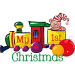 Train 1st Christmas