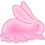 Bun in the Oven Pink II