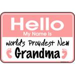 Hello New Grandma