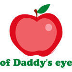 Apple of Daddy's Eye