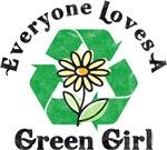 Loves A Green Girl
