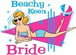 Beachy Keen Bride